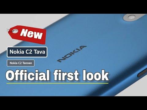 Nokia C2 Tava official first look|Nokia C2 Tennen official first look