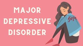 Major Depressive Disorder | Mental Health Over Coffee | #depression #Mentalhealth #Depressed