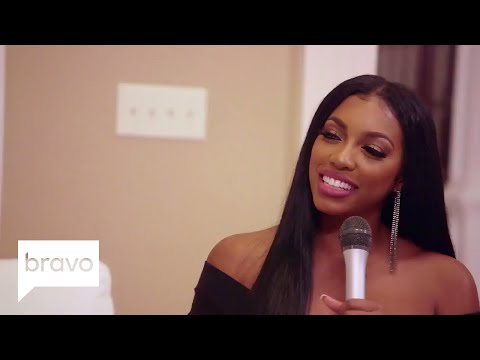 RHOA: Has Porsha Williams Been in Touch with Phaedra Parks? (Season 10, Episode 1) | Bravo