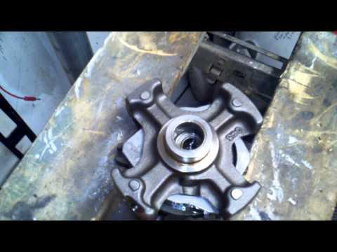 Copeland Scroll air motor
