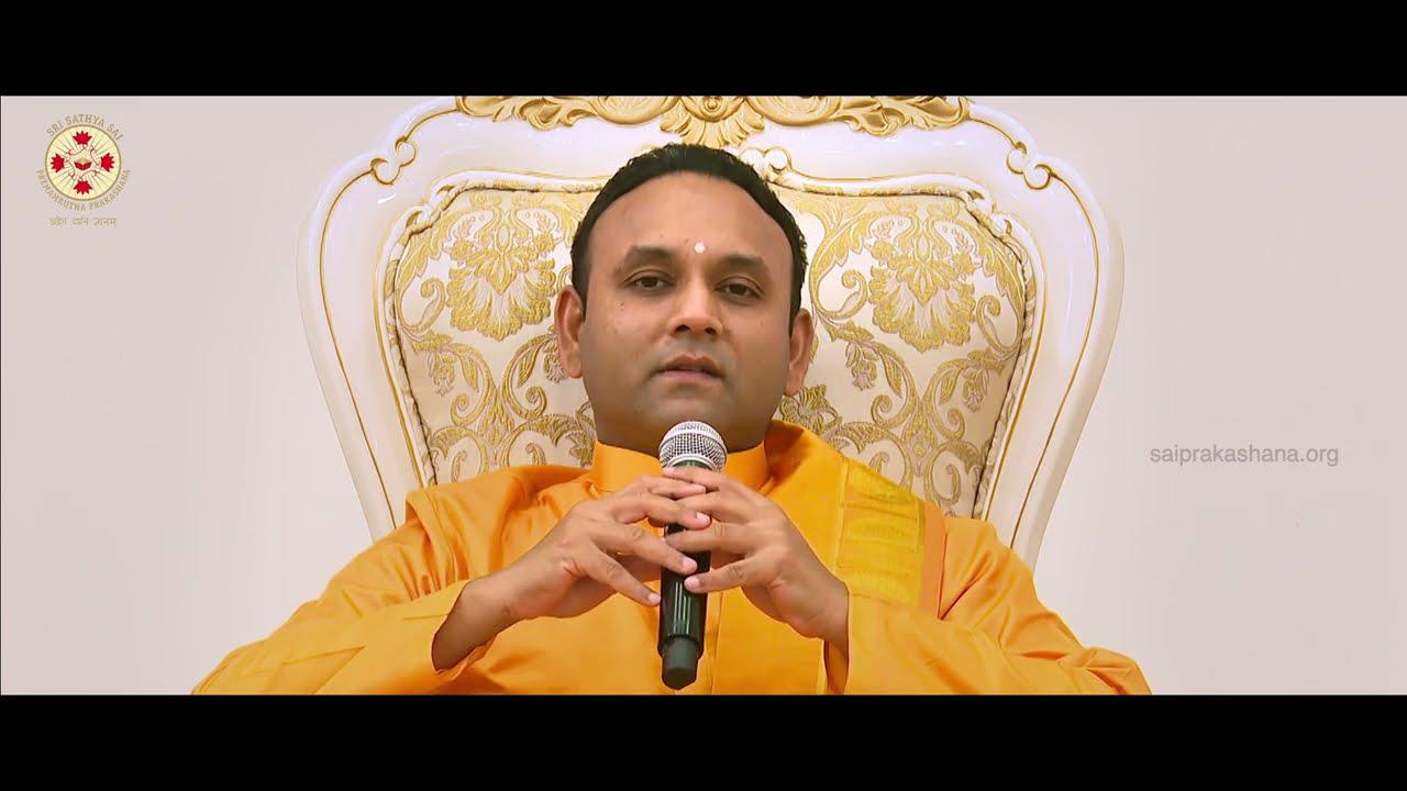 13 April 2021 - Ugadi Message from Sadguru Sri Madhusudan Sai