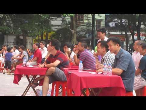Hội thi chim chích chòe lửa Hà Nội lần 1 2013