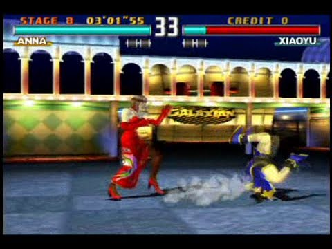 Tekken 3 (Arcade Version) - Anna