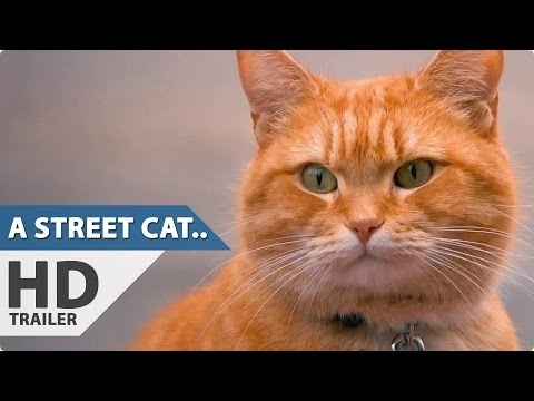 A STREET CAT NAMED BOB Trailer 2 (2016) Feel Good Movie