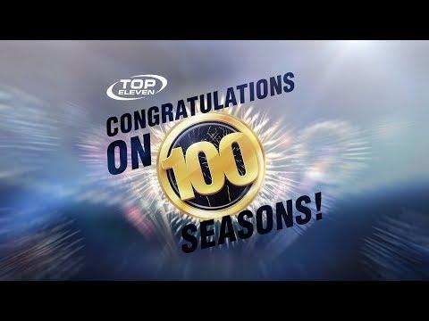 Congratulations on 100 Seasons! | Top Eleven