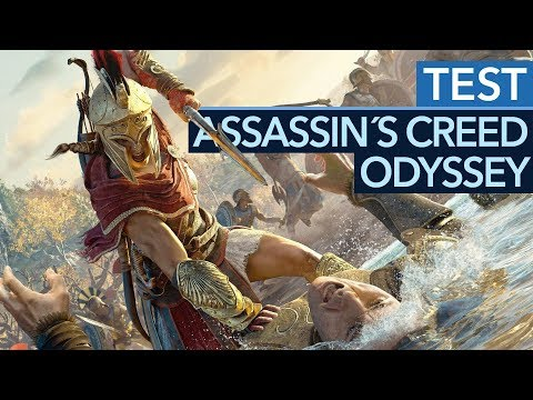 download Assassin's Creed: Odyssey im Test / Review - Riesige Open World, riesiger Spaß?