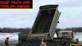 Dump Truck Liners | Dump Truck and Dump Trailer Liners