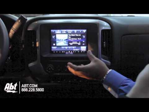 Alpine x008 U Equipped in 2014 Chevrolet Silverado - CES 2014
