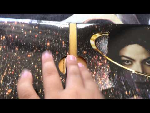 Unboxing Of Michael Jackson Xscape Deluxe Edition Soft Pack