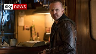 Aaron Paul: 'I think this is goodbye to Jesse Pinkman'