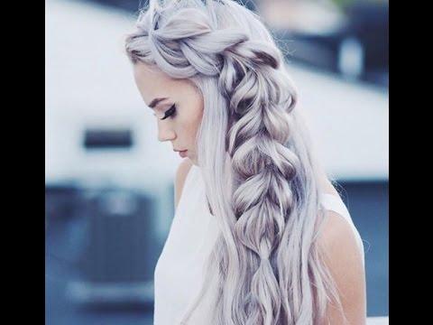 Ideas de peinados sencillos para este a o nuevo 2016 youtube - Ideas para peinados faciles ...