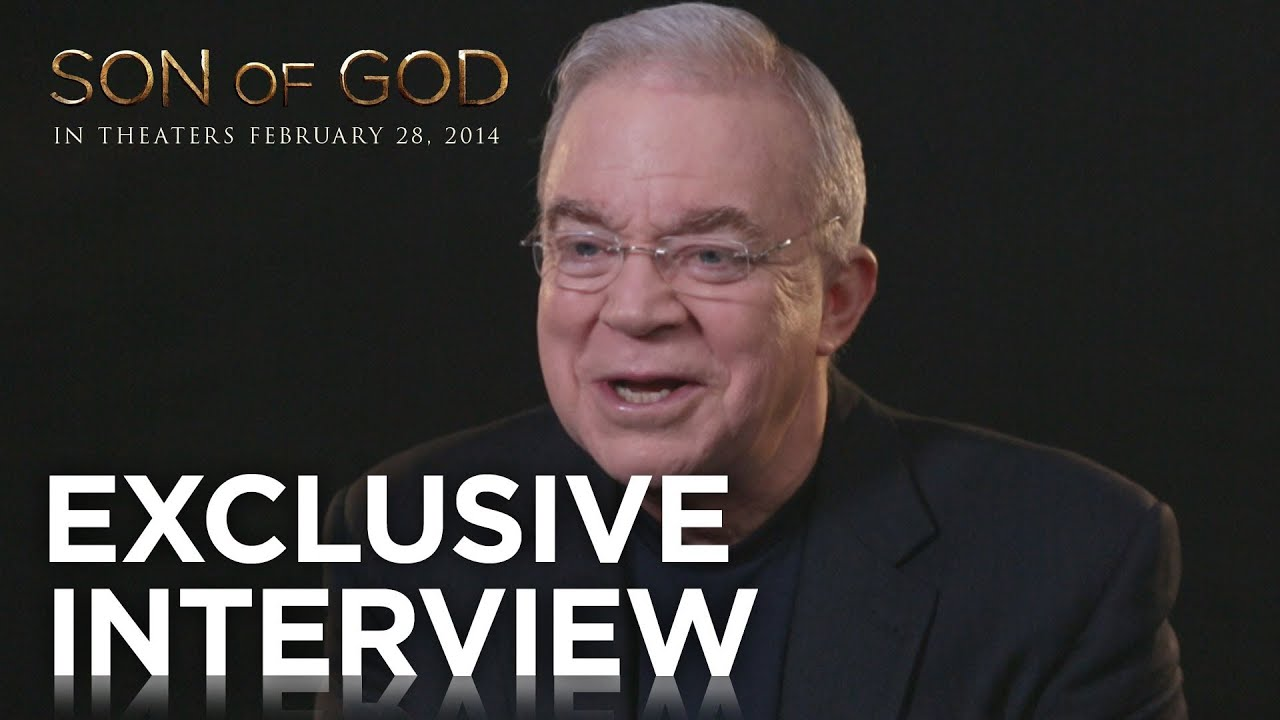 """Son of God   Jim Wallis """"Peter Goes Fishing"""" Exclusive Interview   20th Century FOX"""
