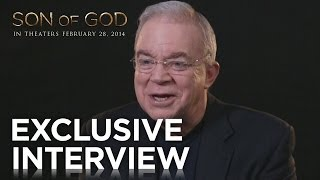 "Son of God | Jim Wallis ""Peter Goes Fishing"" Exclusive Interview 