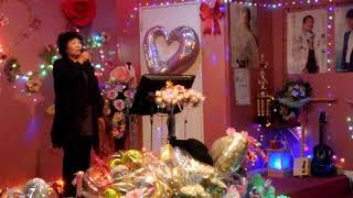 北の別れ唄 岡村美和子さん 30年10月28日ゴールドムーン歌謡祭