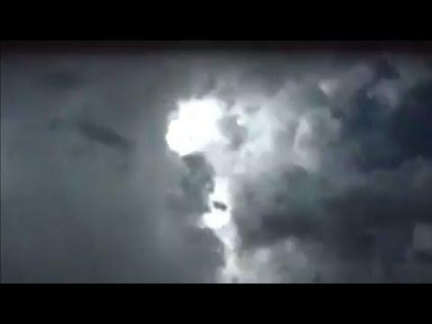 Odessa Texas lightning storm 2016