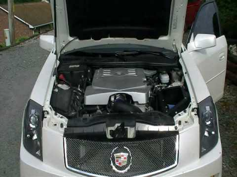 Hqdefault on 2006 Cadillac Cts Engine Removal