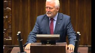 Ryszard Zbrzyzny - wystąpienie z 11 czerwca 2015 r.