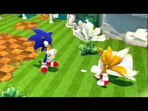 Xbox 360: Sonic Generations (Part 1 of 6)