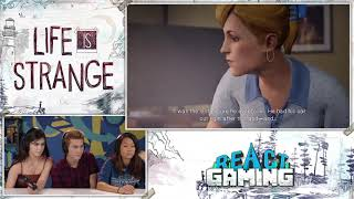 WHEN WE WERE YOUNG       LIFE IS STRANGE   Part 8 React  Gaming