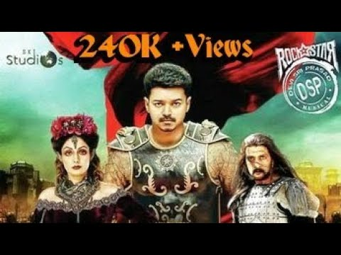 Puli.....Mannavanae mannavanae full video song...M