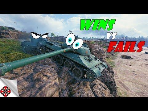 World of Tanks - Funny Moments   WINS vs FAILS! (WoT fails, December 2018 thumbnail