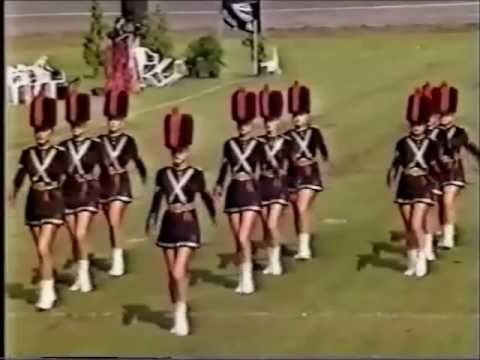 New Zealand Marching Competition ~ Opening Ceremony 1995