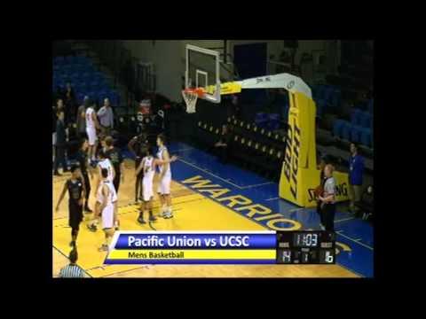 Matthew Ponce - UC Santa Cruz vs Pacific Union