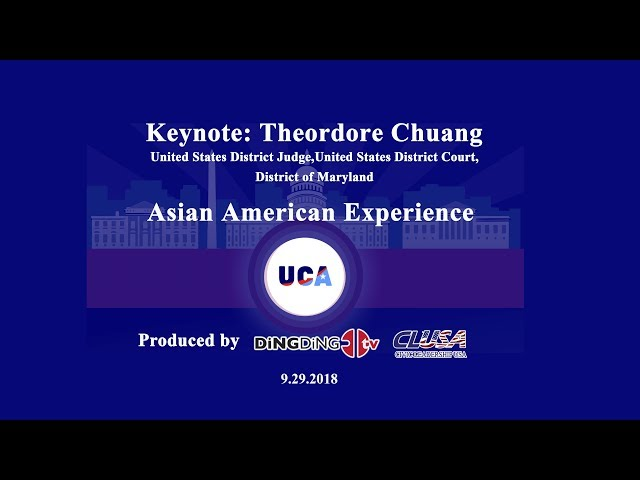 Asian American Experience Produced by DingDingTV