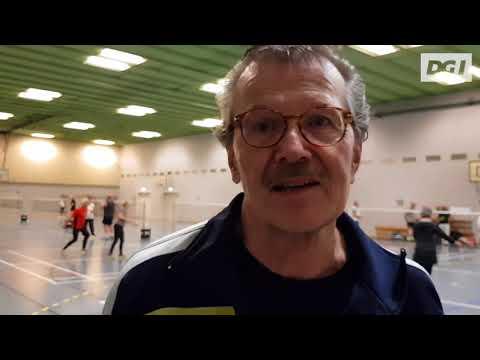 Svend Erik Andreassen om ældretræf i Slangerup