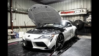 WE NOW HAVE THE WORLD'S HIGHEST HP 2020 MKV SUPRA!