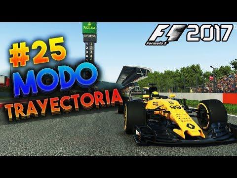"""""""¿SABOREANDO UN TOP 5?"""" - F1 2017 Codemasters MODO TRAYECTORIA   #25 ESPAÑA (Temp.2)"""
