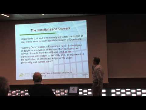 Subjective Evaluation of Olfactory and Visual Media Synchronization