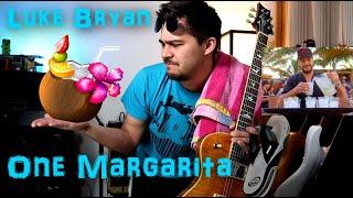 Luke Bryan - Lead Guitar & Solo - One Margarita
