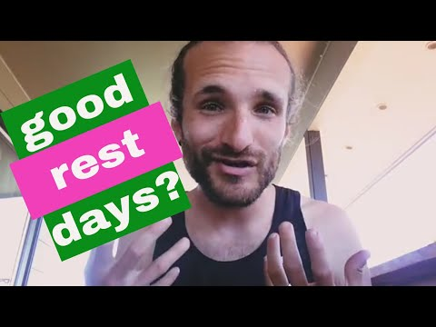 How Important Are Running Rest Days?