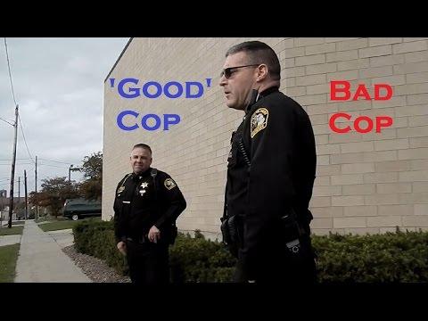 Police Interrogate Us for Drone & Open Carry - Flint MI