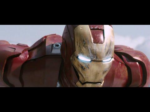 All Iron Man Flying Scenes HD
