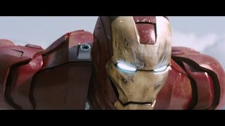 All Iron Man Flying Scenes HD