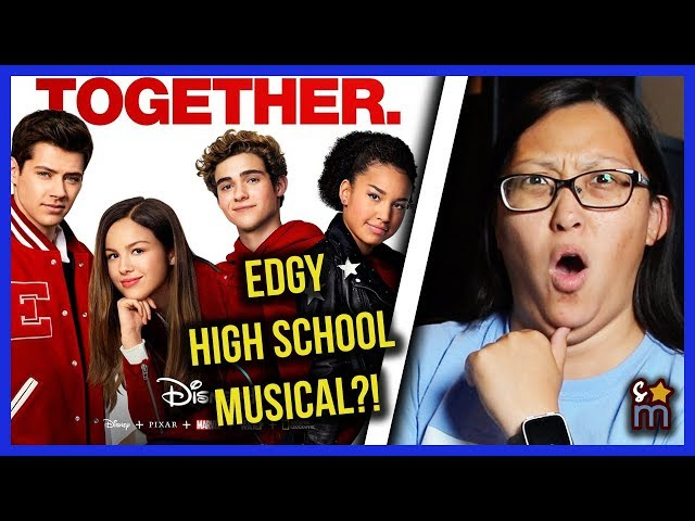 High School Musical: The Musical: The Series Official Trailer REACTION!