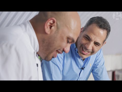 Yotam Ottolenghi and Ramael Scully's recipe test: 'I really don't like that!'