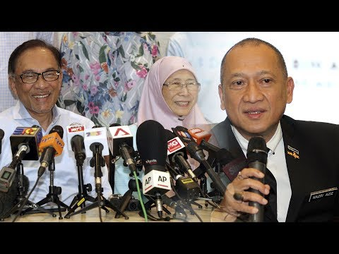 Anwar: To hell with Nazri, but that's not me