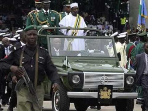 Download President Umar Musa Yaradua 2007 Campaign Song
