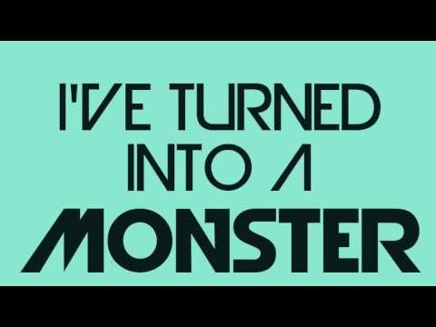 Imagine Dragons - Monster (Lyrics on Screen)