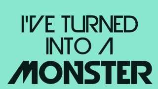 Repeat youtube video Imagine Dragons - Monster (Lyrics on Screen)