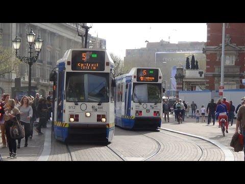 Tramway d'Amsterdam- Tram Amsterdam