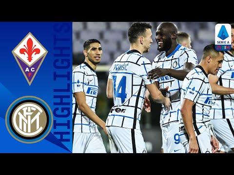 Fiorentina 0-2 Inter | Barella & Perisic score to seal victory! | Serie A TIM