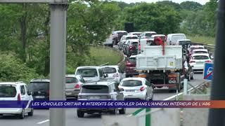 Yvelines | Les véhicules Crit'Air 4 interdits de circuler dans l'anneau intérieur de l'A86