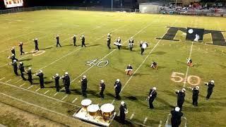 "MHS Band Homecoming 2017 ""Something Spooky"""