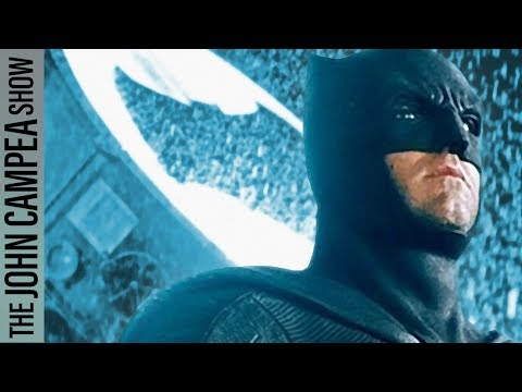 Is Ben Affleck Prepping For The New Batman Movie?  The John Campea