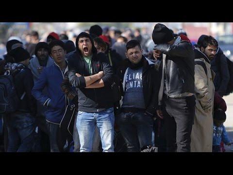 'Like Italian mafia': German gangs recruit new members from asylum seekers - police chief to RT