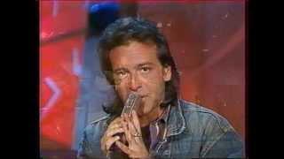"""E vado Via"" Corinne Sauvage, Didier Barbelivien & Félix Gray"
